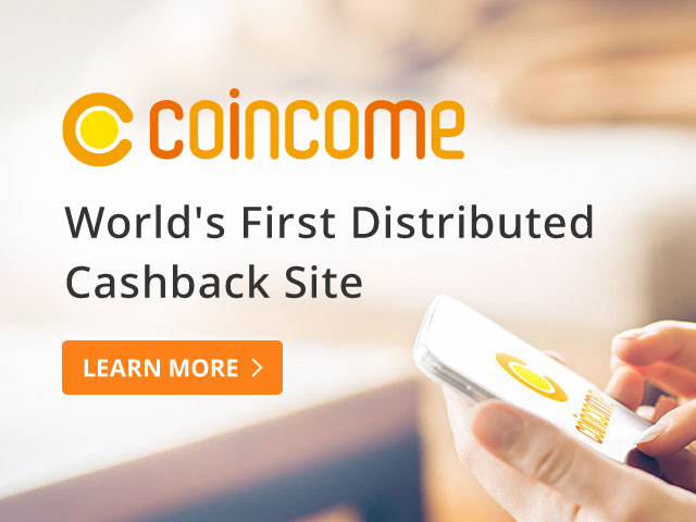 COINCOME Website